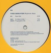 12'' - Yves Deruyter - Rhythmic Bazz