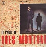 LP - Yves Montand - Le Paris De...