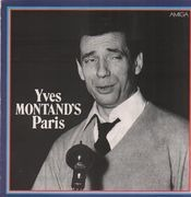 LP - Yves Montand - Yves Montand's Paris