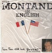 LP - Yves Montand - Yves Montand In English