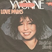 7inch Vinyl Single - Yvonne Elliman - Love Pains