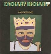 LP - Zachary Richard - Mardis Gras Mambo