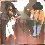 LP - Frank Zappa & Captain Beefheart - Bongo Fury - US DISCREET