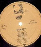 LP - Zara-Thustra - Psychopoly