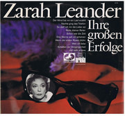 Double LP - Zarah Leander - Ihre Großen Erfolge - Gatefold Sleeve