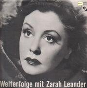 LP - Zarah Leander - Welterfolge Mit Zarah Leander