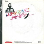 7inch Vinyl Single - ZeitGeist - Leidenschaft