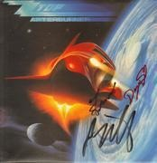 LP - ZZ Top - Afterburner - NZ Signed