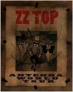 Book - ZZ Top - Antenna World Tour Concert Program Book