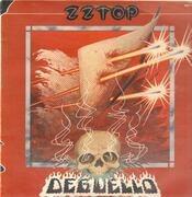 LP - ZZ Top - Degüello - South Africa