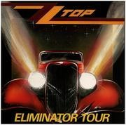 Book - ZZ Top - Eliminator Tour (Tour Program)