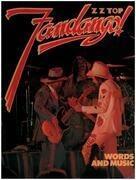 Book - ZZ Top - Fandango! - Words And Music (Sheet Music)