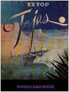 Book - ZZ Top - Tejas (Sheet Music)