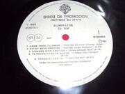 LP - ZZ Top - Eliminator - Peruvian Promo