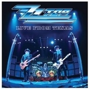 Double LP - ZZ Top - Live From Texas - 180GR.