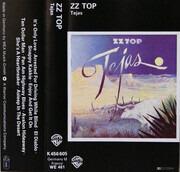 MC - ZZ Top - Tejas - Still Sealed