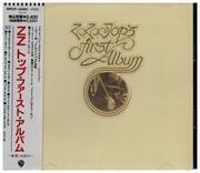 CD - ZZ Top - ZZ Top's First Album