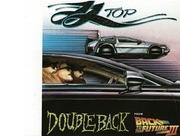 CD Single - ZZ Top - Doubleback