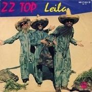 7'' - ZZ Top - Leila