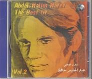 عبد الحليم حافظ Abdel Halim Hafez - The Best Of Abdel Halim Hafez Vol. 2