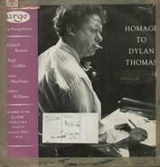 Dylan Thomas - Homage To Dylan Thomas