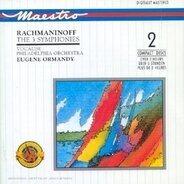 Rachmaninoff - The 3 symphonies