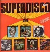 Grace Jones / Boney M / Amanda Lear / Eruption / a.o. - Superdisco