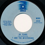 ? & The Mysterians - 96 Tears / Can't Get Enough Of You, Baby