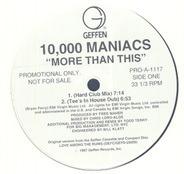 10,000 Maniacs - More Than This