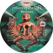 100% - Power Of The Light (Remixes)