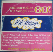 101 Strings - Million Seller Hit Songs Of The 60's