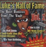 2 Live crew, Luke, Poison Clan a.o. - Luke's Hall Of Fame Vol. 2