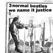 3 Normal Beatles - We Name It Justice