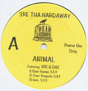3re Da Hardaway & Daz Dillinger - Animal