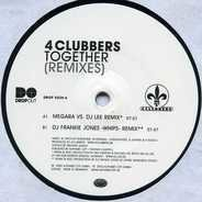 4 Clubbers - Together (Remixes)