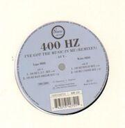 400 Hz - I've Got The Music In Me (Remixes)