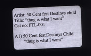 50 Cent Feat Destiny's Child - THUG IS WHAT I WANT