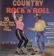 Lloyd Copas, Ronnie Self, Sonny James - Country Meets Rock'n'Roll