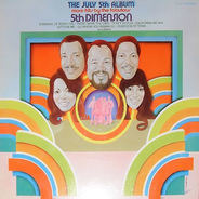 5th Dimension, The Fifth Dimension - The July 5th Album - More Hits By The Fabulous