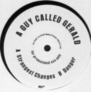 A Guy Called Gerald - Strangest Changes / Danger