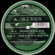 A-Sides - Membrane / Rocksteady Remixes