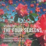 Antonio Vivaldi / Moscow Chamber Orchestra - E. Smirnov, R. Barshai - Four Seasons