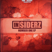 A.L.E.X. Presents Insiderz - Number One EP