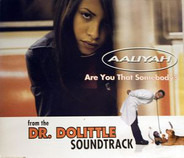 Aaliyah - Are You That Somebody?