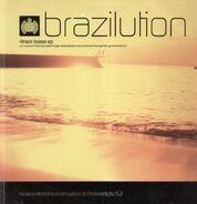 Aaron Bingle, Hacienda, J-Ross - Brazilution - 4track Teaser EP