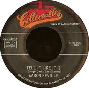 Aaron Neville / Ketty Lester - Tell It Like It Is / Love Letters
