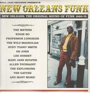 Aaron Neville / The Meters / Eddie Bo / Dr John a. o. - New Orleans Funk (New Orleans: The Original Sound Of Funk 1960-75)