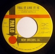 Aaron Neville - Tell It Like It Is / Why Worry