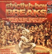 Absolute Beginner, Def Cut, DJ Skizo a.o. - Strictly b boy BREAKS Volume 1