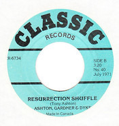Ace , Ashton, Gardner & Dyke - Ace (7) - How Long / Ashton, Gardner + Dyke - Resurrection Shuffle
